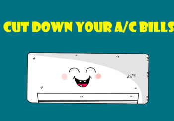 How Can Home Insulation Cut Down your A/C Bills?