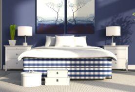 A Little Secret about The Ideal Bedroom Colour