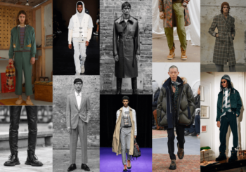 Men's Winter Fashion Trends For 2019/2020