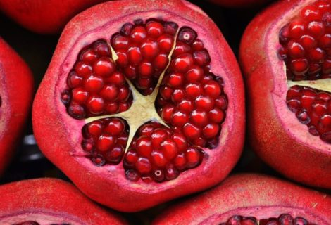 10 Amazing Health Benefits of The Pomegranate