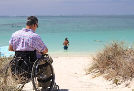 """Going """"out out"""" In A Wheelchair - The Realities and What More We Can Do"""