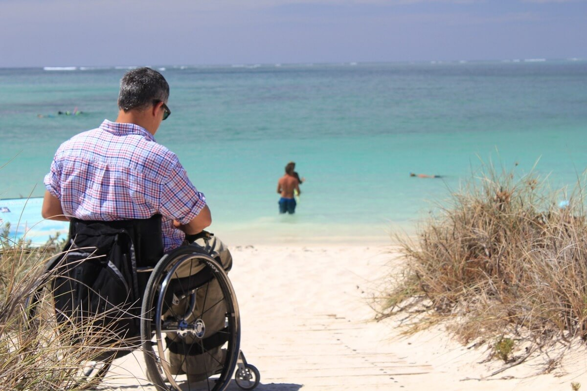 wheelchair accessible specialise