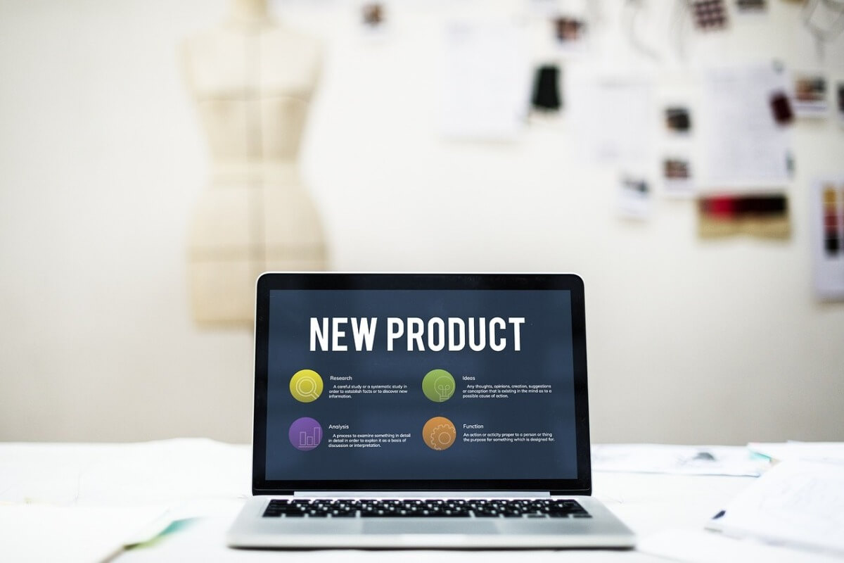 release of a new products