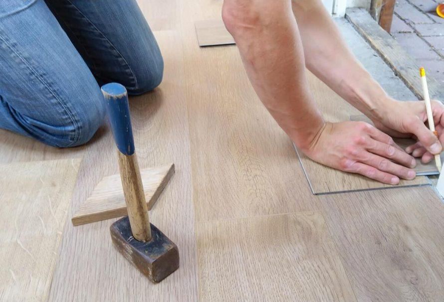 The Easy Way to Refinishing Wood Floors