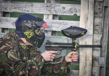 Paintball and Airsoft Venues Near London
