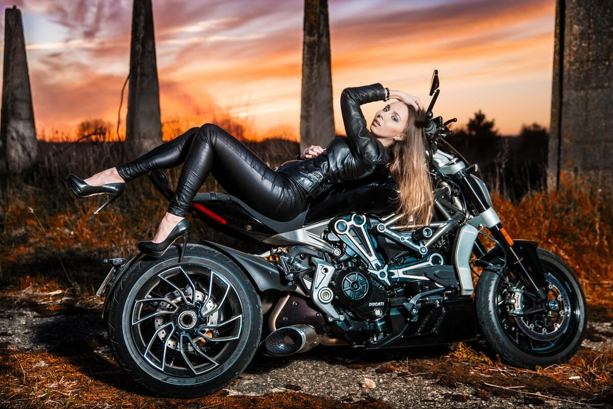 skin tips for motorcycle riders