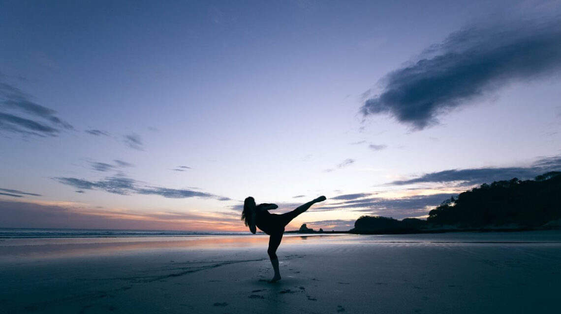 Martial Arts; Self Defense Workouts to Get You Fit