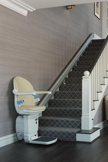 modern stairlift