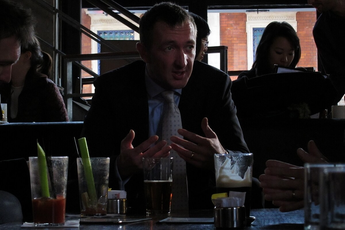 Who is Ralph Ineson