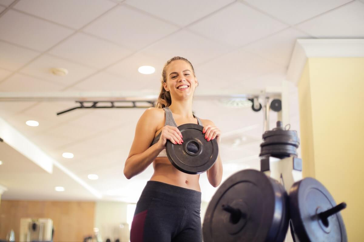 muscle recovery aids weight loss