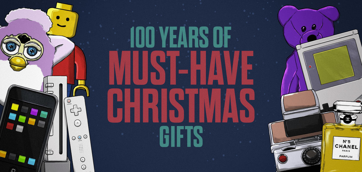 Christmas Gifts Throughout The Years