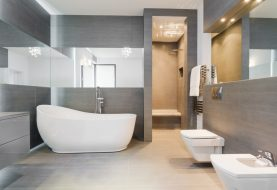 Children's Bath Time is Better with Vinyl Flooring