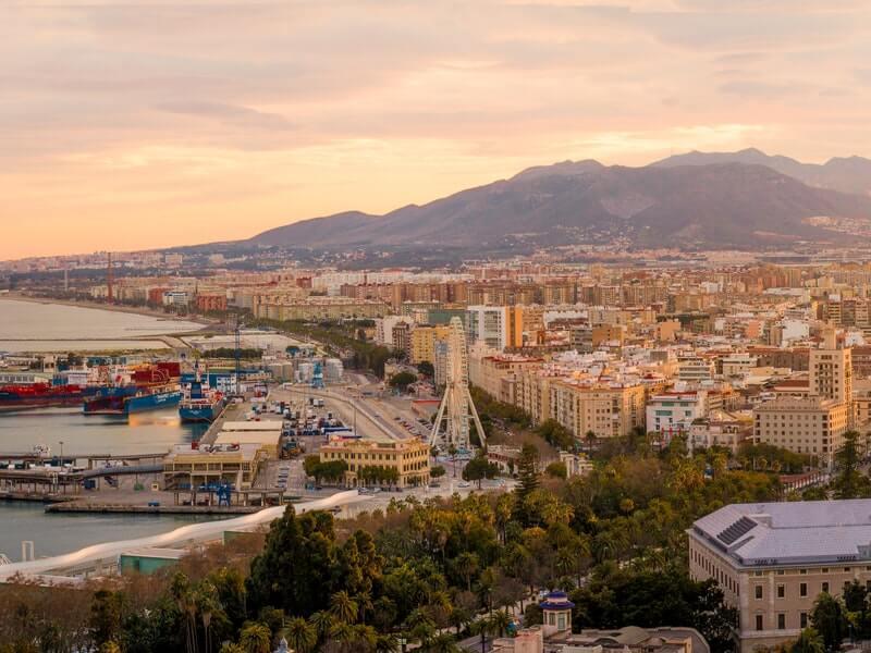 new developments in Malaga