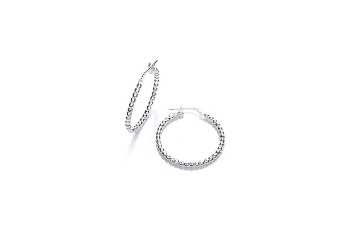 Trend for Hoop Earrings